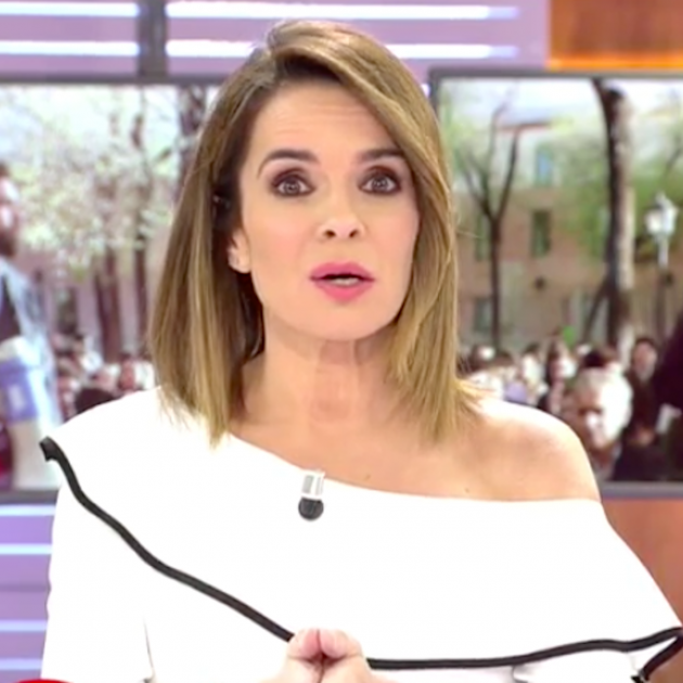 Carme Chaparro, Mediaset
