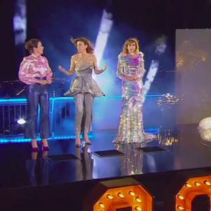 Presentadoras Campanadas TV3, TV3
