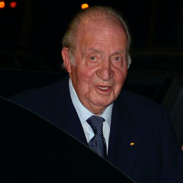Juan Carlos, GTRES