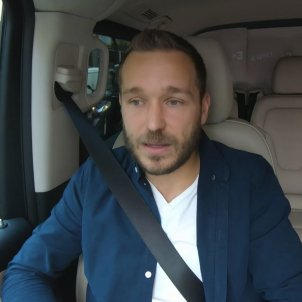 Victot Tomàs Al Cotxe! TV3