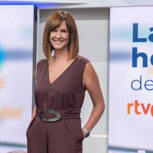 Mònica López en La Hora de La1 RTVE