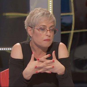 Anna Grau treu la llengua a FAQS TV3
