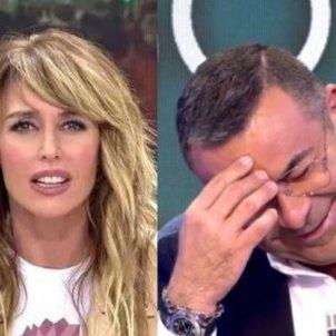 Emma García y Jorge Javier Vázquez Telecinco