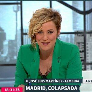 cristina pardo alcalde madrid La 6