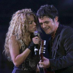 Shakira Alejandro Sanz