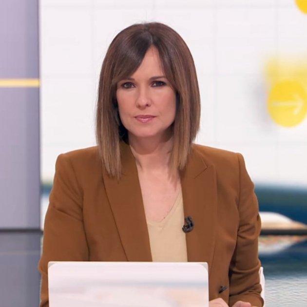 mónica lopez la hora de la 1 TVE