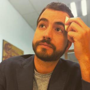 Ricard Ustrell, Instagram