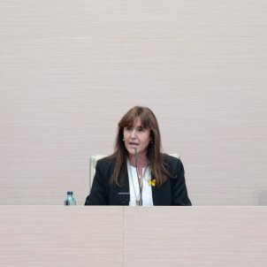 Laura Borràs presidenta parlament catalunya / ACN