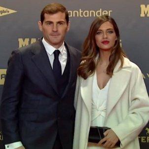 Iker Casillas con Sara Carbonero T5