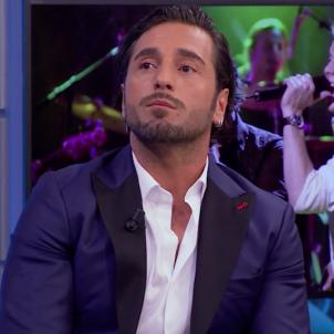 David Bustamante, Antena 3