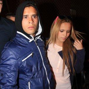 Gloria Camila y José Fernando salen de la cárcel GTRES