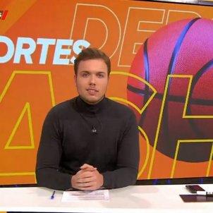 arthur Arús deportes La Sexta