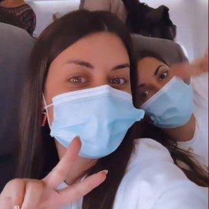Dulceida avión @dulceida