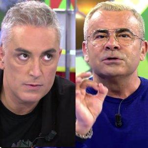 Kiko Hernández y Jorge Javier Vázquez Telecinco