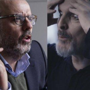 Jordi Basté y Miguel Bosé EB