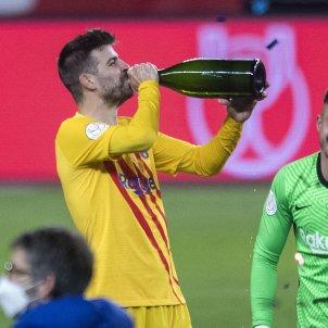 Gerard Piqué Copa Rey Cava Gtres