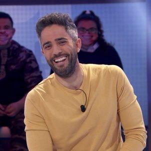 Roberto Leal feliz Antena 3