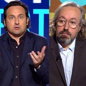 Iker Jiménez y Girauta Cuatro
