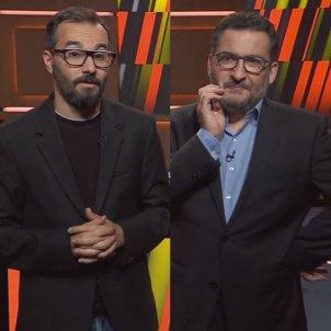 Jair Domínguez y Toni Soler TV3