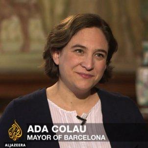 Ada Colau Al Jazeera