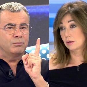 Jorge Javier Vázquez contra Ana Rosa Quintana Telecinco