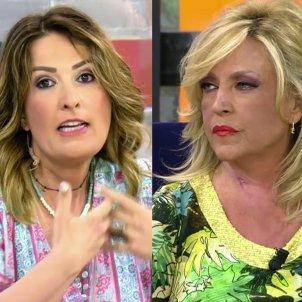 Laura Fa Lydia Lozano Telecinco