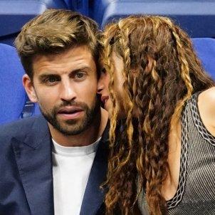 Gerard Piqué y Shakira románticos, GTRES
