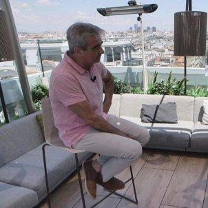carles francino y laura rosel TV3