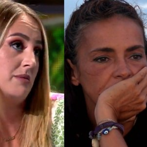 Rocío Flores y Olga Moreno Telecinco