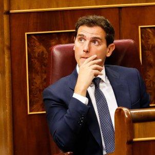 Albert Rivera mueca GTRES
