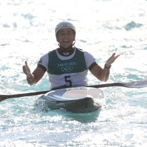 Maialen Chorraut medalla plata Juegos Olímpicos Tokio EFE