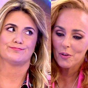 Rocío Carrasco y Carlota Corredera 'Sálvame' Telecinco