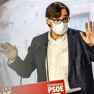 Salvador Illa Europa Press