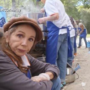 Victoria Abril enfadada Masterchef RTVE.es