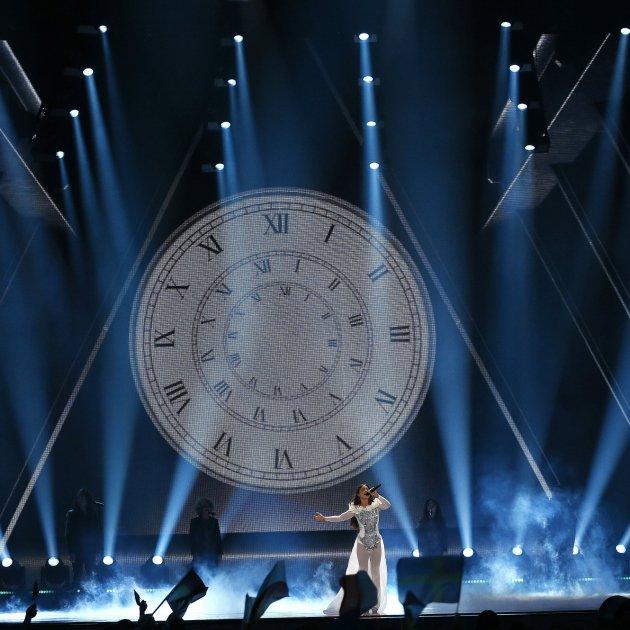 Eurovisió 2017 escenari Efe