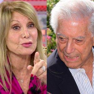 Pilar Eyre Mario Vargas Llosa EB