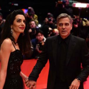 George i Amal Clooney   Berlinale