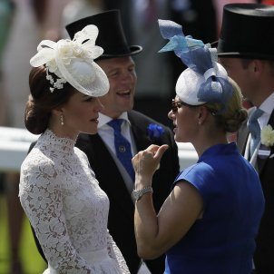 Família reial anglesa   Ascot 4