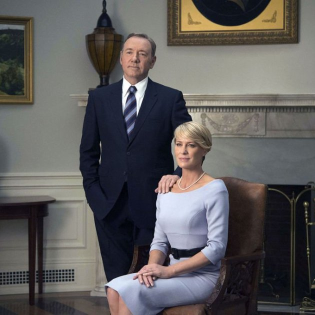 Kevin Spacey et Robin Wright width1024