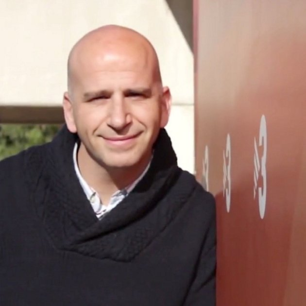 Xavi Coral, presentador de 'Divendres' (TV3)1 wikimedia