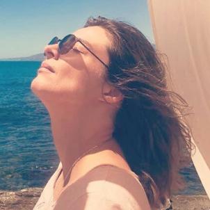 Sandra Barneda mística  instagram