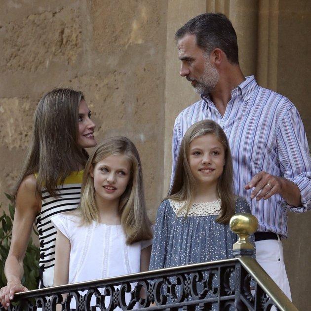 Reis a Mallorca 1  EFE