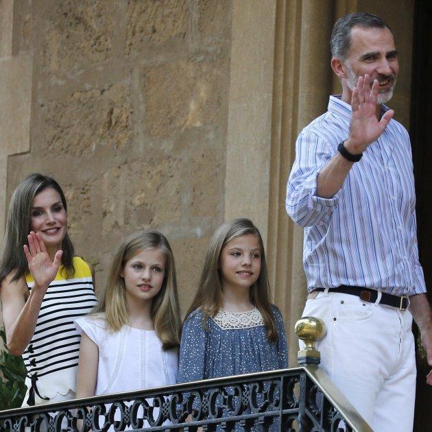 Reis a Mallorca 7  EFE