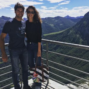 Eva González i Cayetano Rivera  instagram