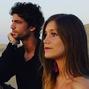 Jorge i Miri  instagram