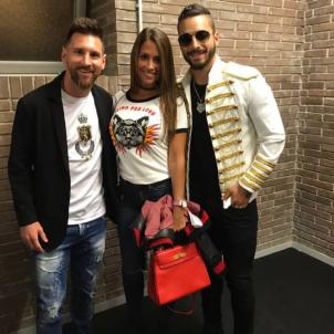 Messi i Antonella Maluma  instagram