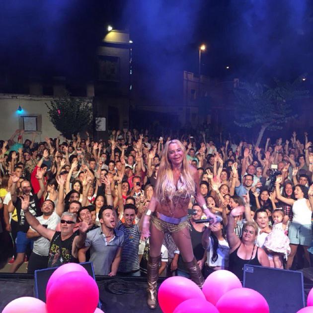 leticia sabater concert   @SABATERLETICIA
