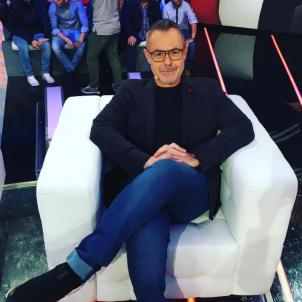 Jordi González cadira  instagram
