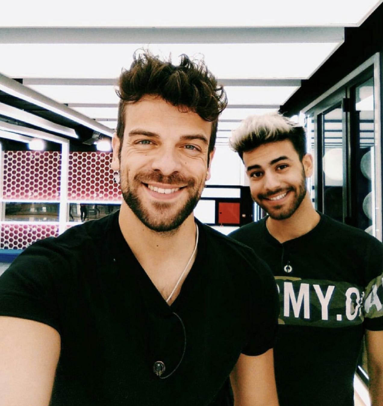 Operacion Triunfo 1 Video Porno De Un Concursante primera pareja gay en operación triunfo