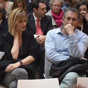 Susanna Griso i marit  GTRES